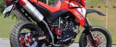 XT 660R Super Motard