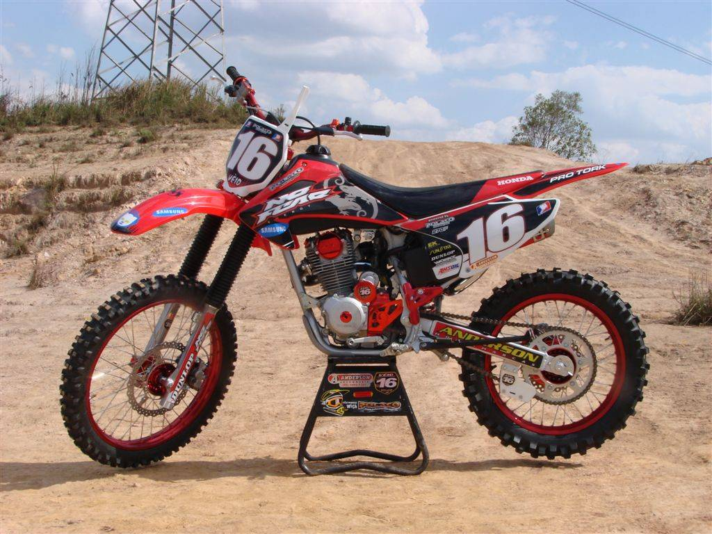 Crf Motor Preparado on Motos Honda Xr 300