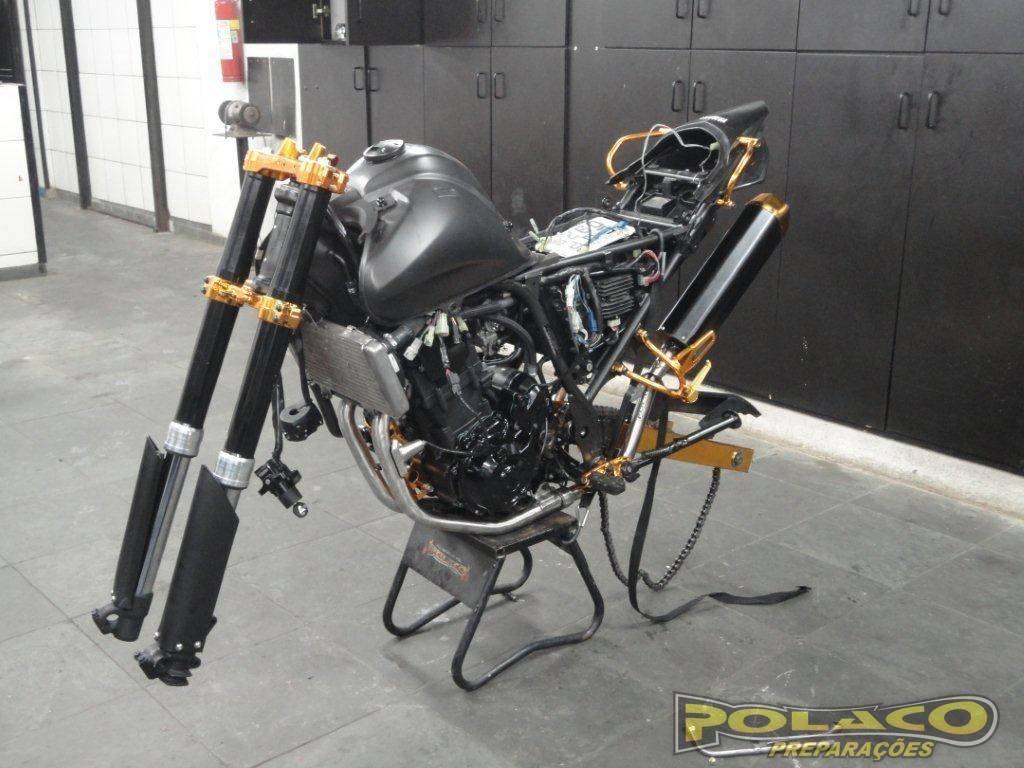 Dsc on Supermotard Yamaha Xt 230