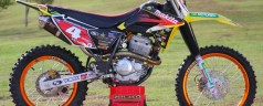 XRE300-420F Valmir Polaco #4