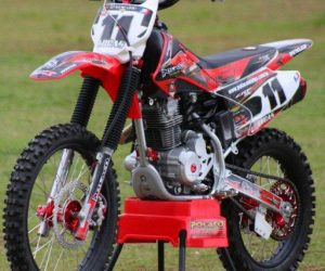 PED 5451 - POLACO MOTOS - CRF 230 - HONDA - 2013