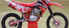 XRE300 – 450F
