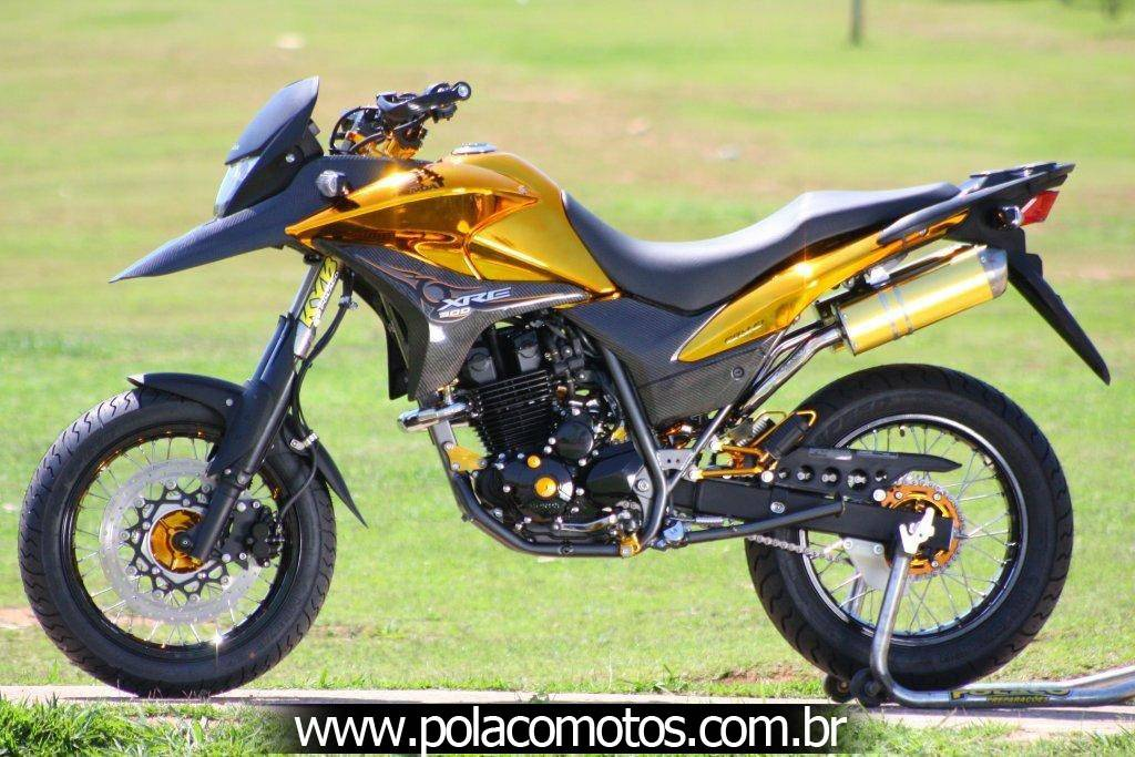 Xre Supermotard on Motos Honda Xr 300