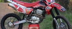 XRE300 Flex – 450F