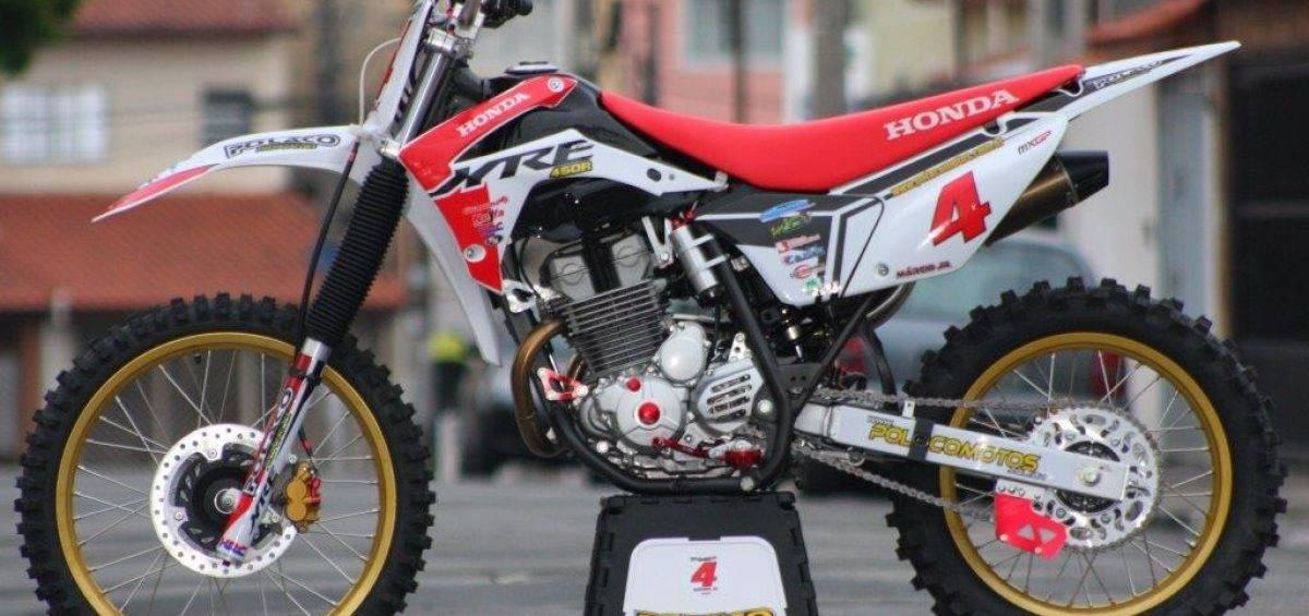 Xre 300 Polaco Motos Desenvolvimento E Prepara 231 245 Es