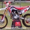 xre 300-450R OHLINS motocross