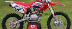 CRF230-300R Junior